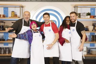 This year's Celebrity MasterChef competitors
