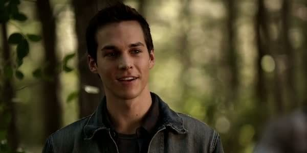 vampire diaries chris wood