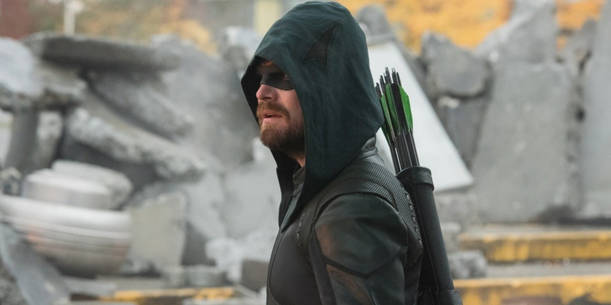 Oliver Queen Crisis On Infinite Earths The CW