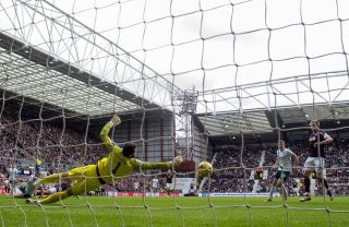 Heart of Midlothian v Hibernian – cinch Premiership – Tynecastle Park