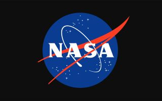 NASA's meatball logo
