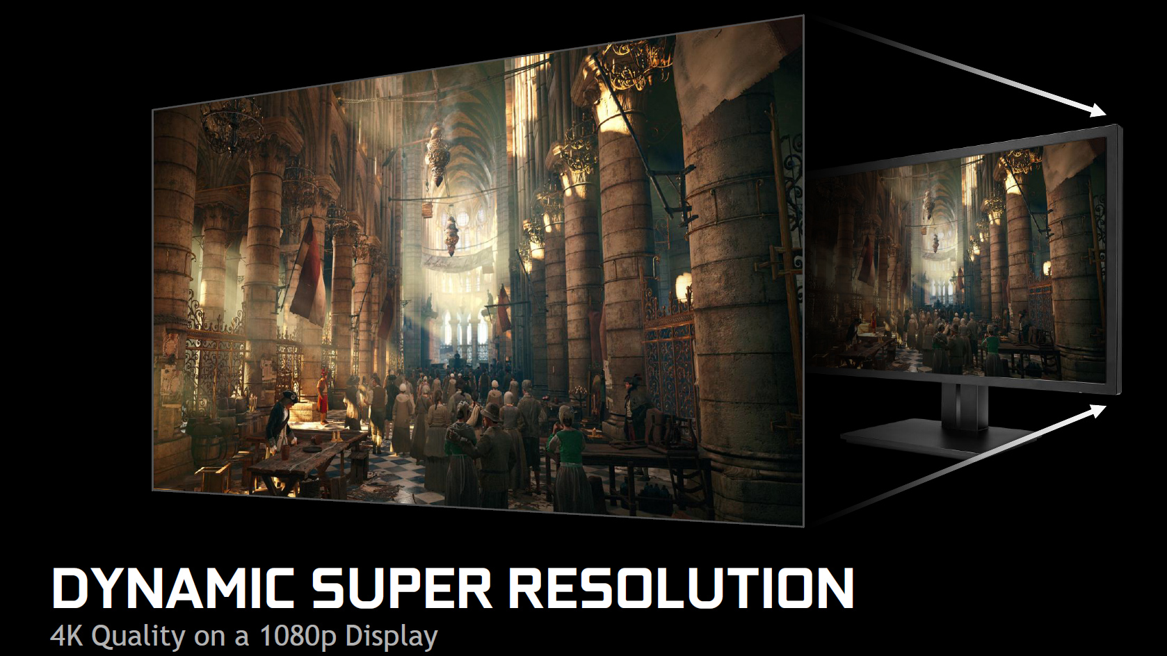 Nvidia's Dynamic Super Resolution is downsampling made easy | PC Gamer