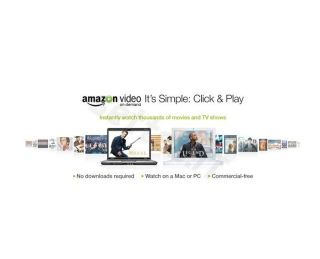 Amazon launches a video on demand service