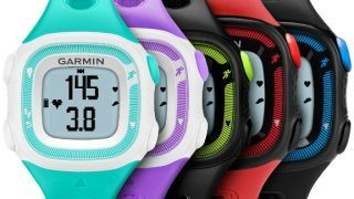 Garmin Forerunner 15 combines running watch and casual fitness tracker