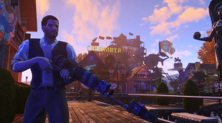 Fallout 4 Bioshock Mod