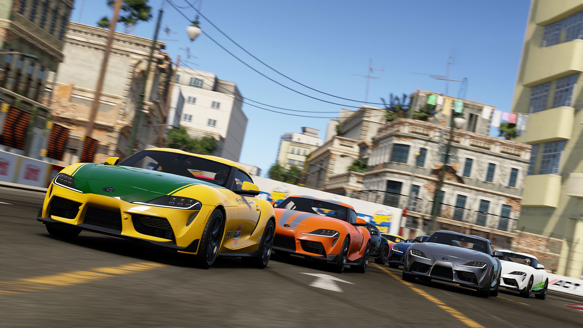Project Cars 3 preview: At last a driving sim that's properly playable with  a pad | GamesRadar+