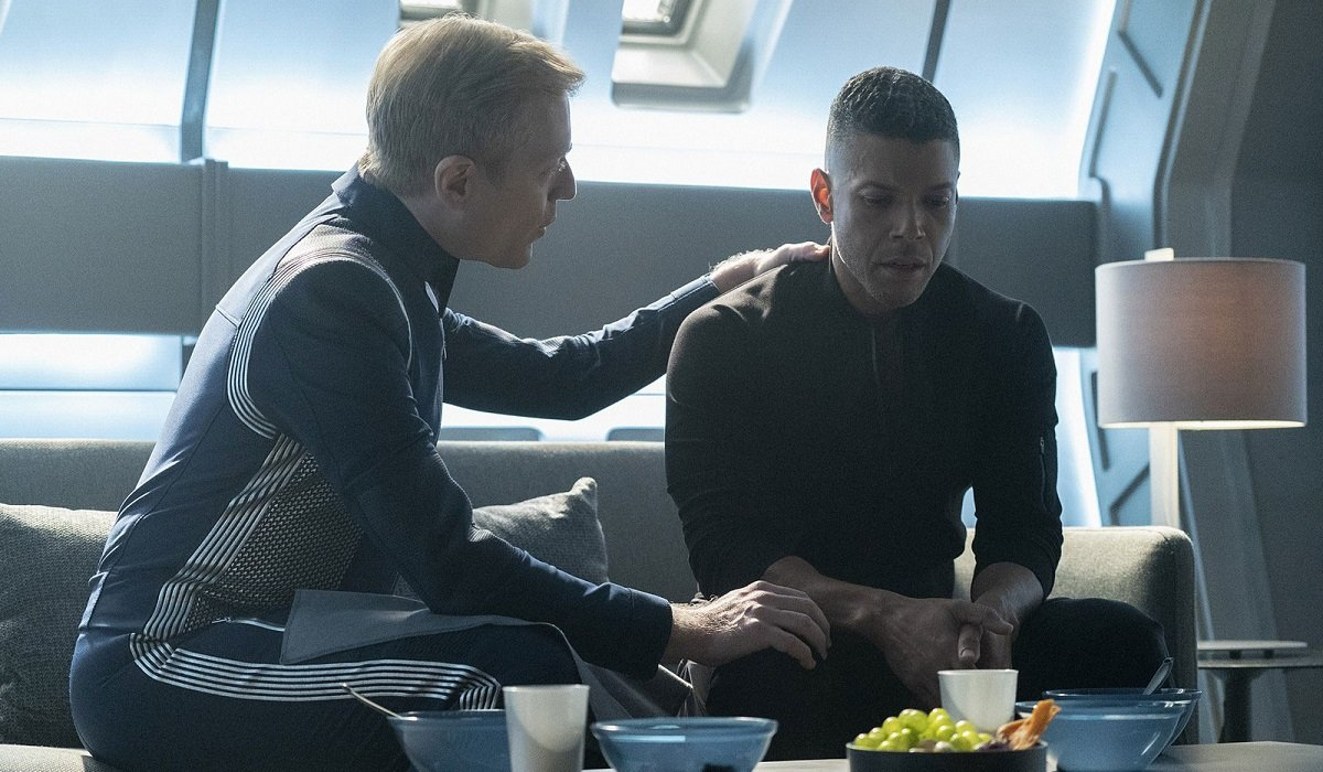 Stamets And Culber Star Trek: Discovery CBS All Access