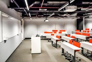 School With Global Campuses Unified by One AV Design