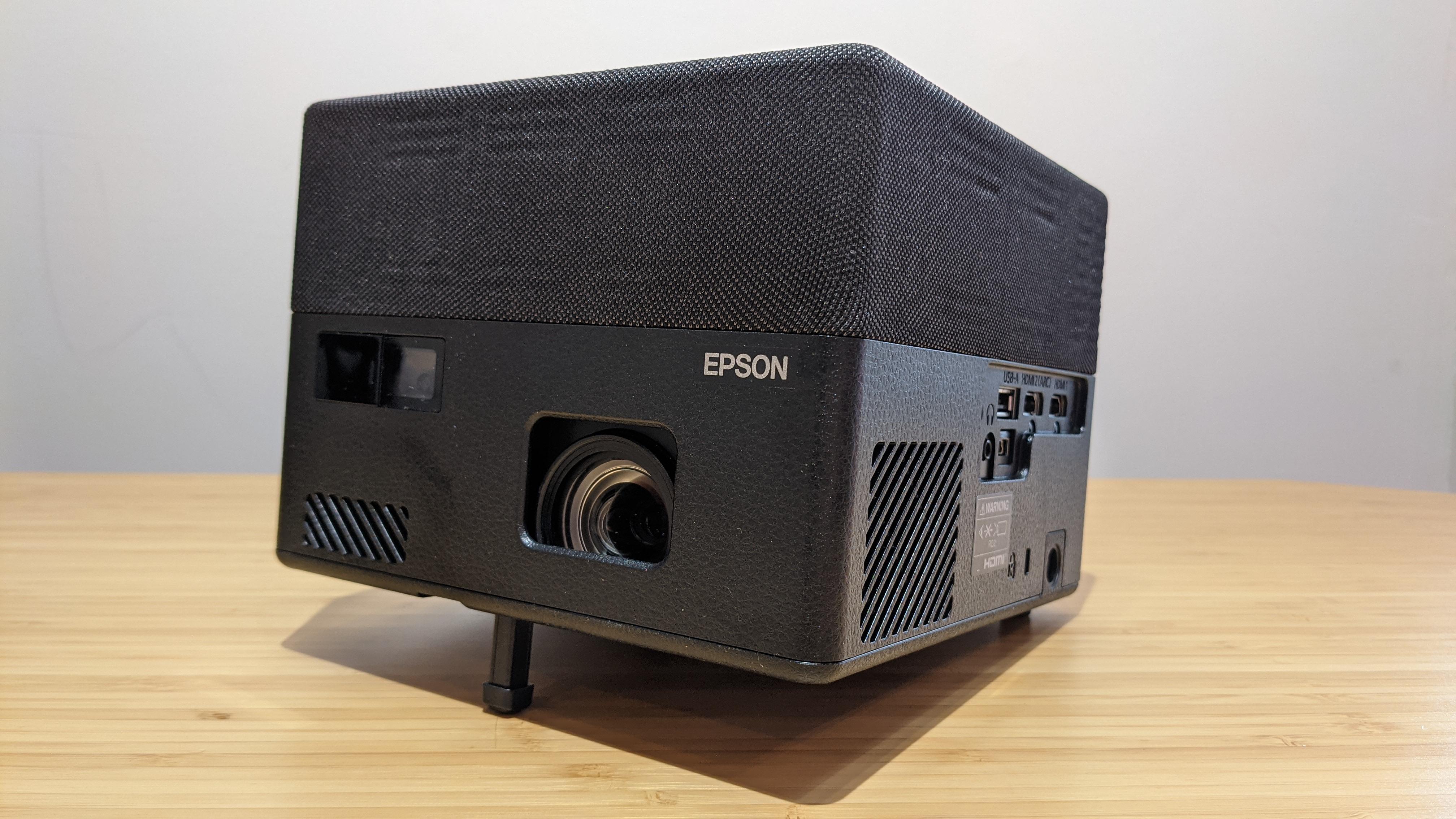 Epson EpiqVision Mini EF12 projector