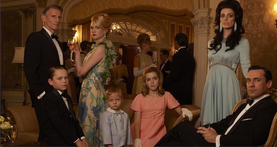 Mad Men Season 6 Photos Show Off The Glamorous Cast  #26033