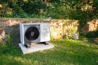 Vaillant's AROtherm air source heat pump costs from £8,500 to £15,000