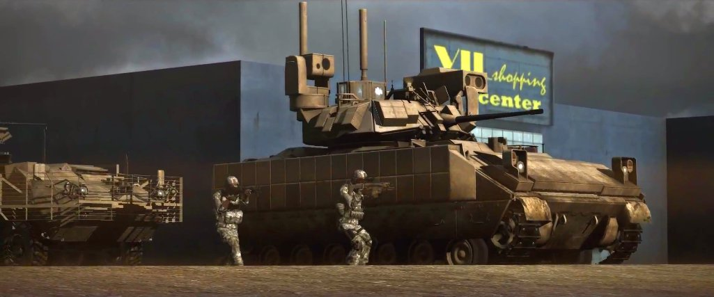 Arma 2 machinima documents Russian invasion of Seattle, Red Dawn ...