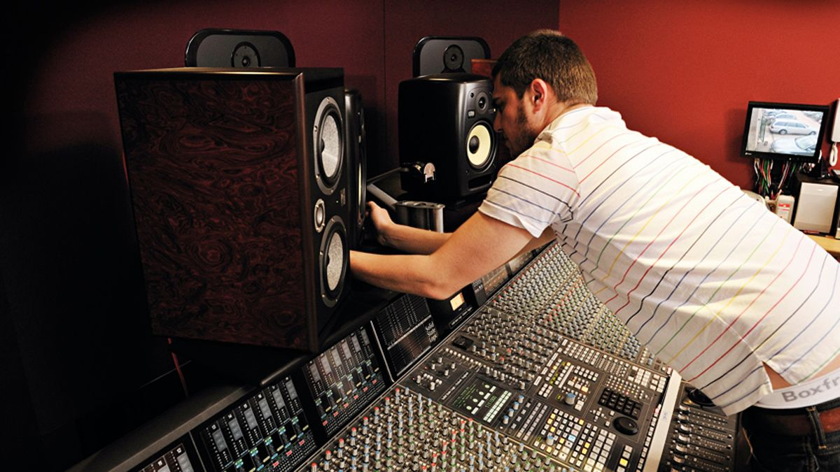 Get a better home studio monitoring setup with these 8 key tips