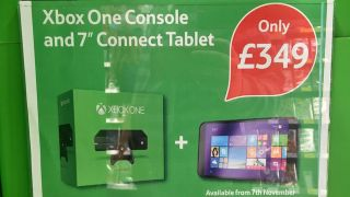 The Tesco Connect Windows tablet