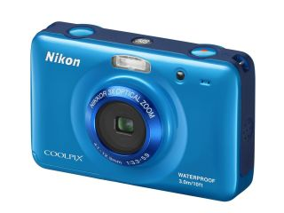 Hands on Nikon Coolpix S30 review