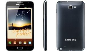 Samsung Galaxy Note gets Ice Cream Sandwich delay