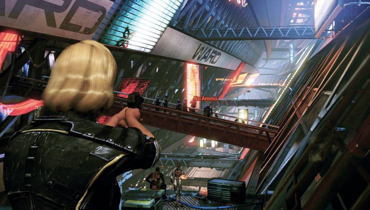 Mass Effect 3 The Citadel Dlc Review Pc Gamer