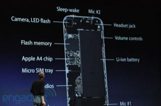 Will the iPhone 5 feature a larger 4-inch screen?