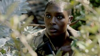 Jodie Turner-Smith in The Last Ship
