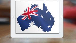 Aussie iPad