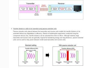 Sony makes wireless TV charging breakthrough
