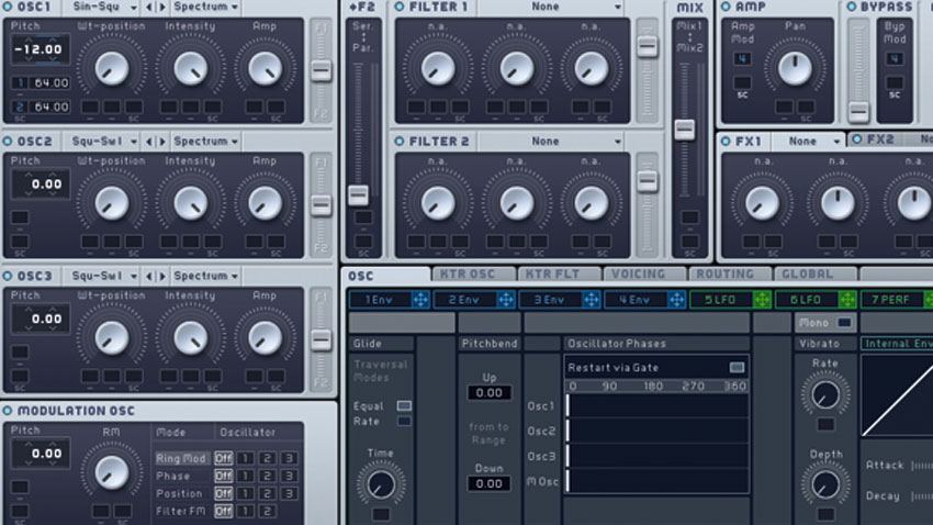 How to synthesize a kick drum in NI's Massive | MusicRadar