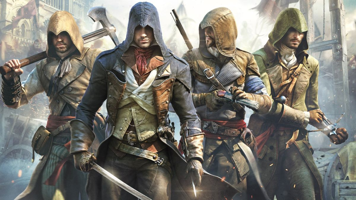 Co Op Changes Everything For The Better In Assassin S Creed