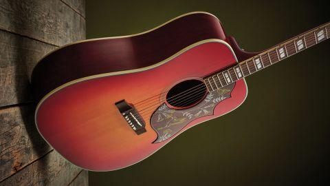Gibson Montana Hummingbird Vintage Cherry Sunburst review