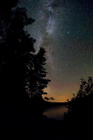 Milky Way From Adirondacks- Rondeau