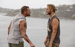 Raging bull! Ash finally catches up with Robbo in Home and Away…