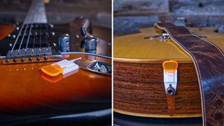 Wishbone Workshop has introduced the Pickport pick holder