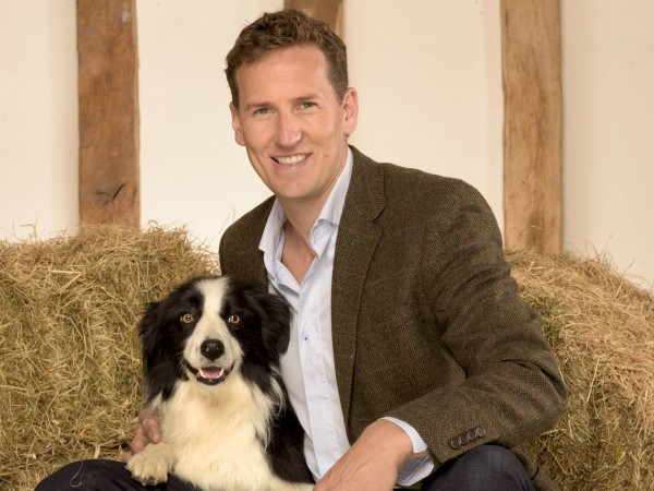 Brendan Cole and Hoggy
