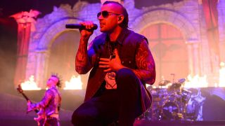 Avenged Sevenfold frontman M Shadows