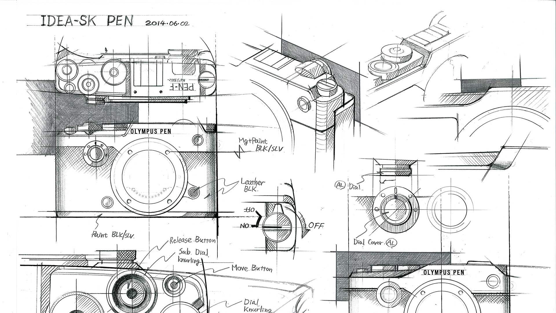 Keeping the spirit of film alive in the Olympus Pen-F | TechRadar