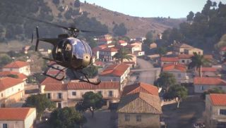 Arma 3's latest community guide teaches you how to be a helicopter