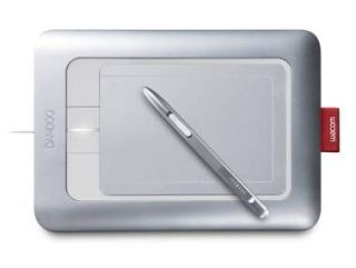 Wacom Bamboo - you can look AND touch