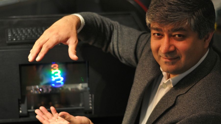 Forget 3D: holograms are coming to smartphones