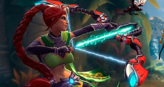 Update) We're giving away 500 keys to Paladins' closed beta