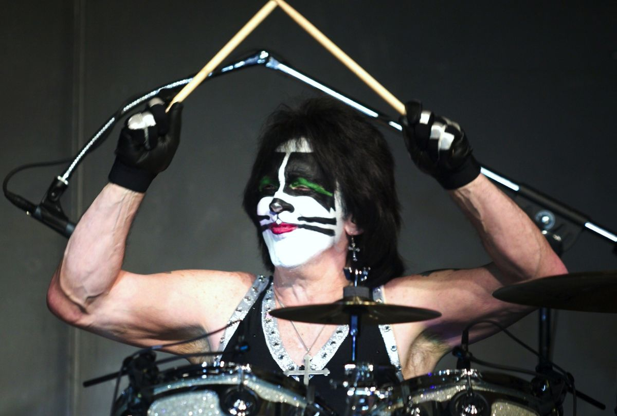 Peter Criss Kiss Outfit Up For Sale Musicradar
