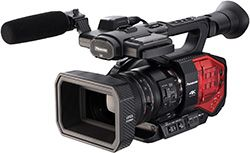 Panasonic Firmware Upgrade for AG-DVX200PJ 4K Handheld Camcorder