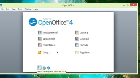 Apache OpenOffice TechRadar - Open office invoice database