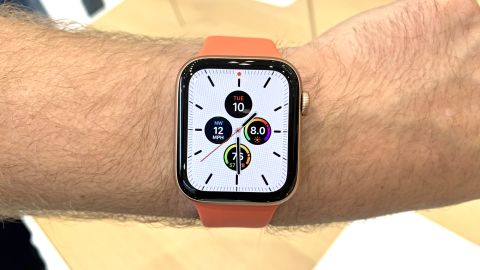 Apple Watch 5 test