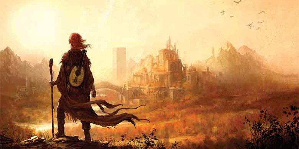 The Kingkiller Chronicles Book Illustration