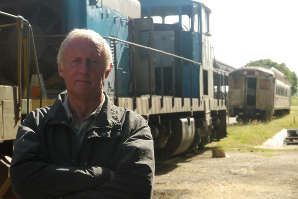 Chris Tarrant presents Extreme Railways