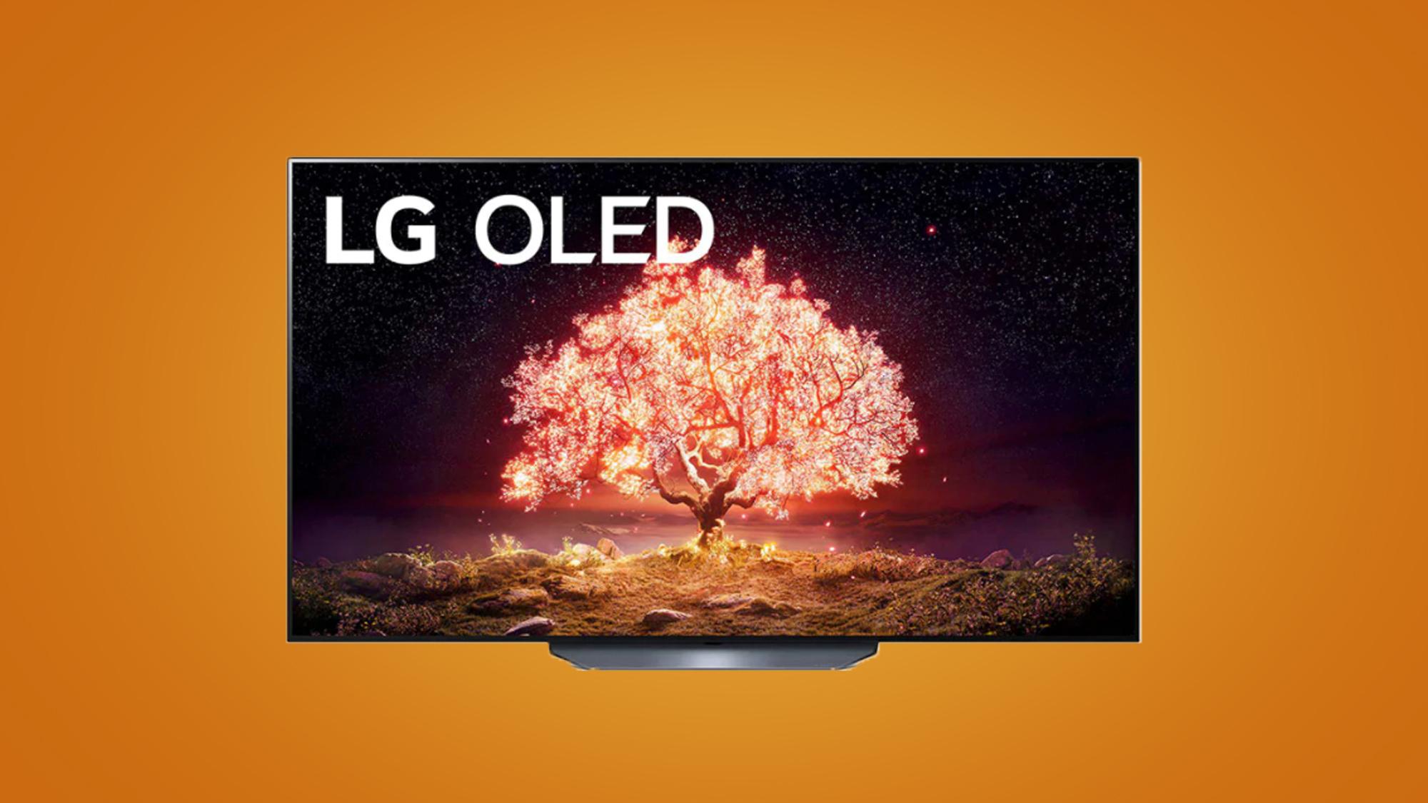 LG B1 OLED