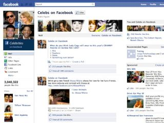 Facebook - close to facing the music