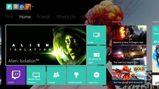 Xbox One home screen customization personalization backgrounds custom
