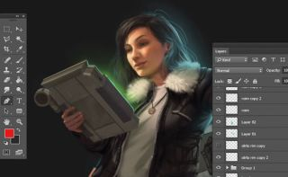 Master Photoshop layers: 6 top tips