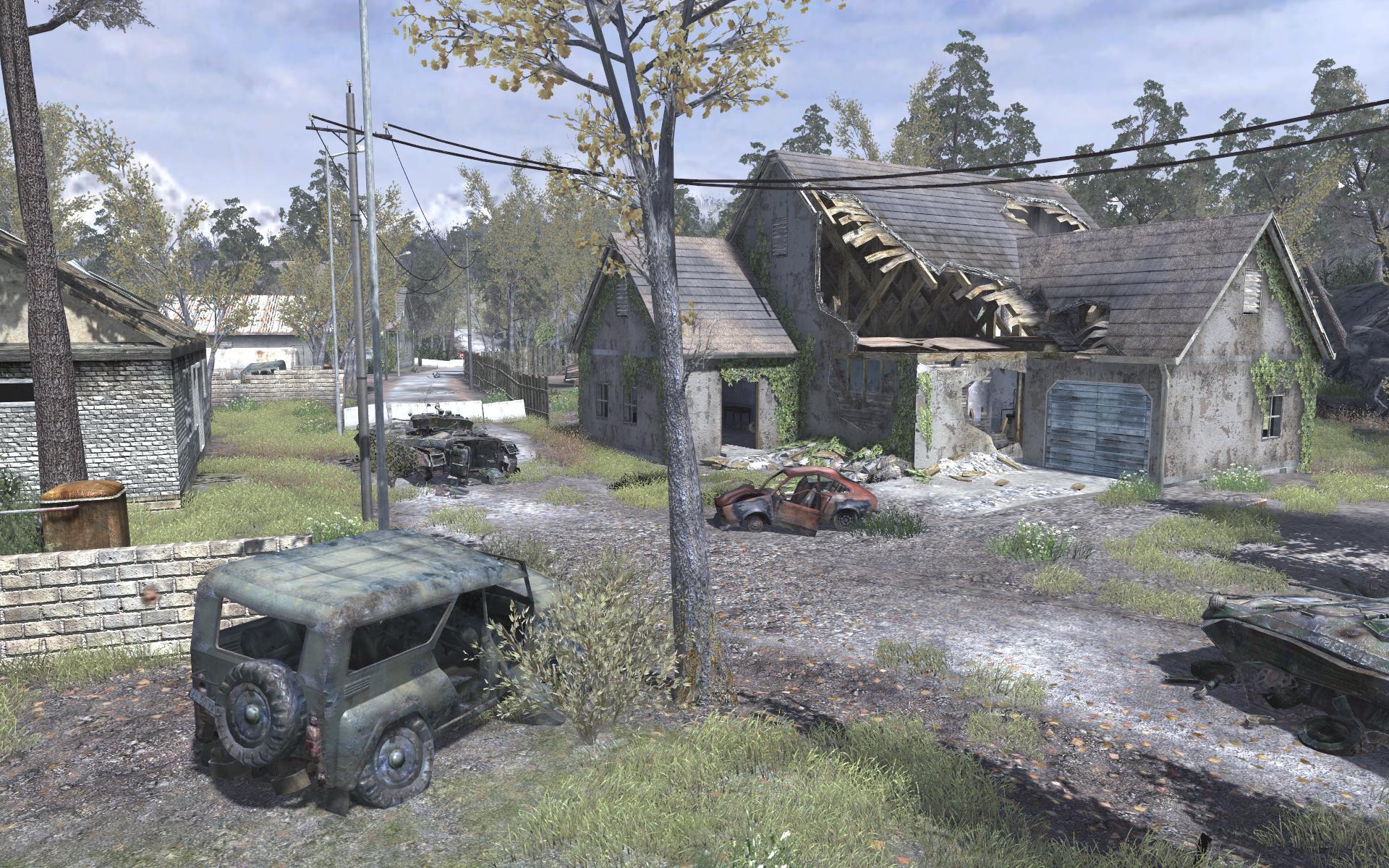 Call of Duty 4: Modern Warfare review | GamesRadar+ Call Of Duty Modern Warfare Maps on