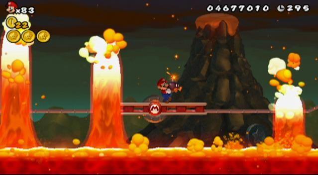 New Super Mario Bros Wii Review Gamesradar